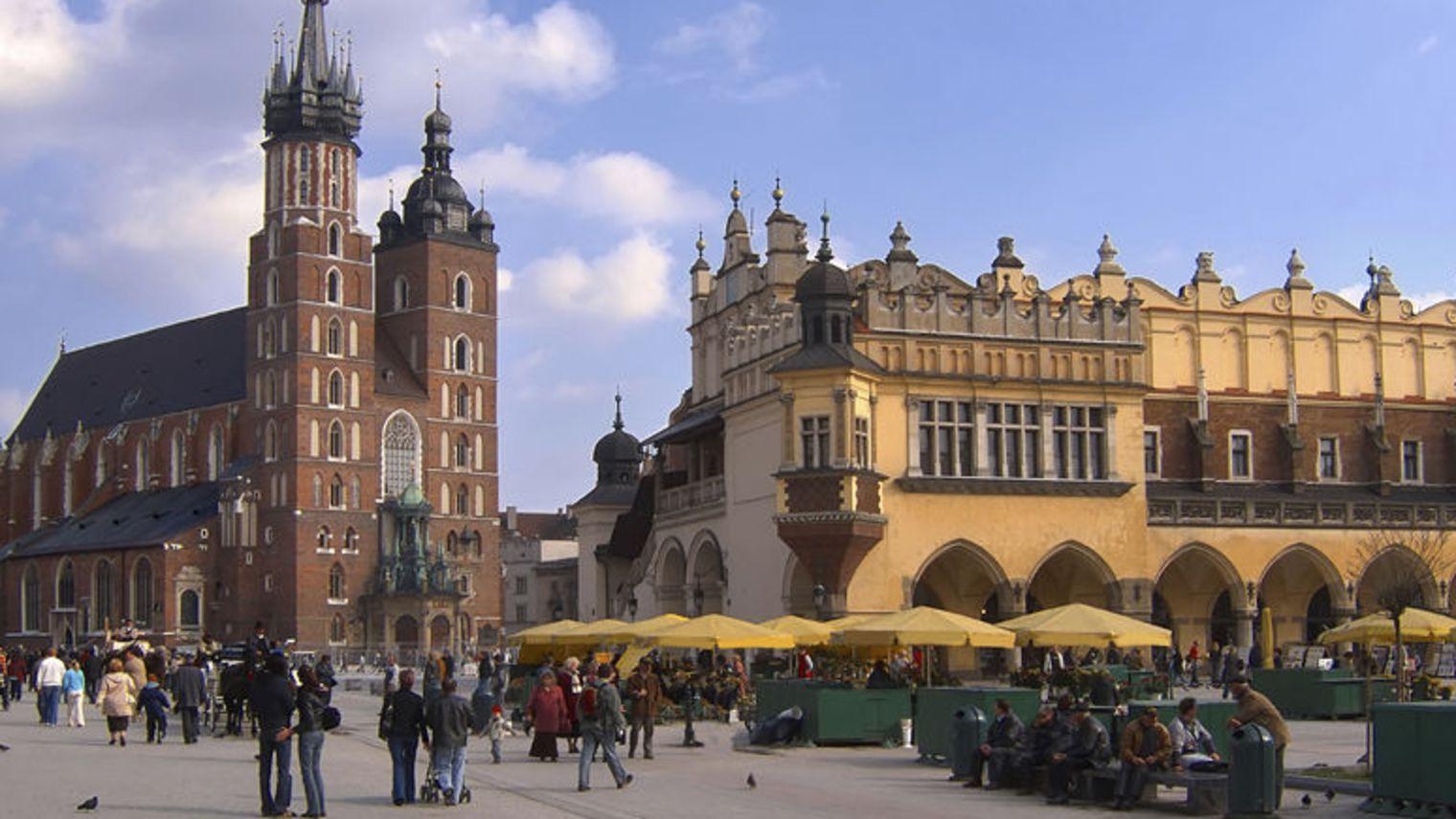 Pèlerinage en Pologne