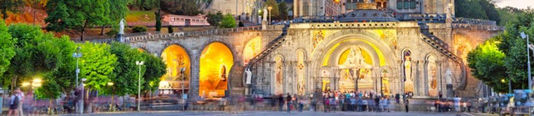 Week-end paroissial à Lourdes