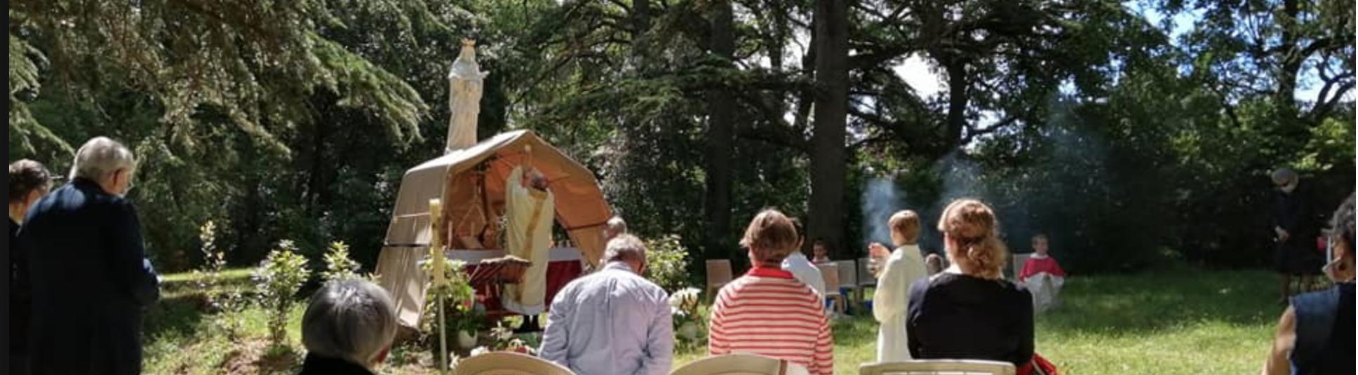 Reprise de la Sainte Messe